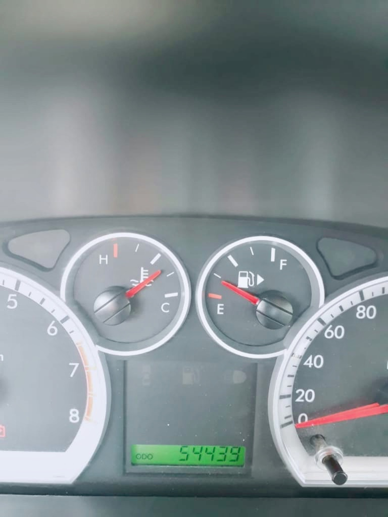 Chevrolet Aveo 1.4(lt) 2011 Second hand  $8800