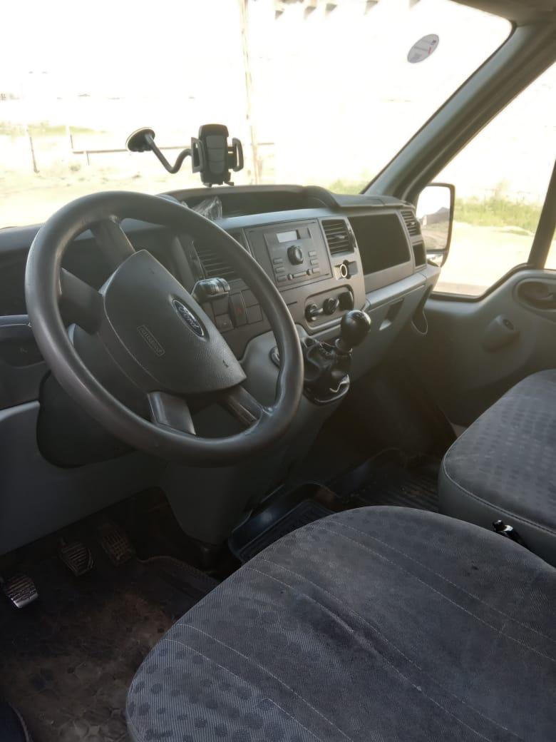 Ford Transit 2.4(lt) 2007 Подержанный  $10000