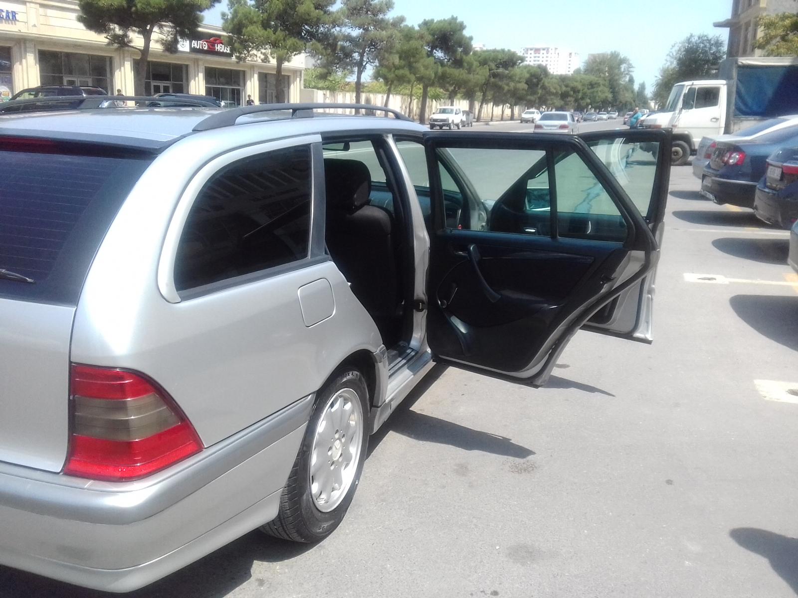 Mercedes-Benz C 180 1.8(lt) 1998 İkinci əl  $6180