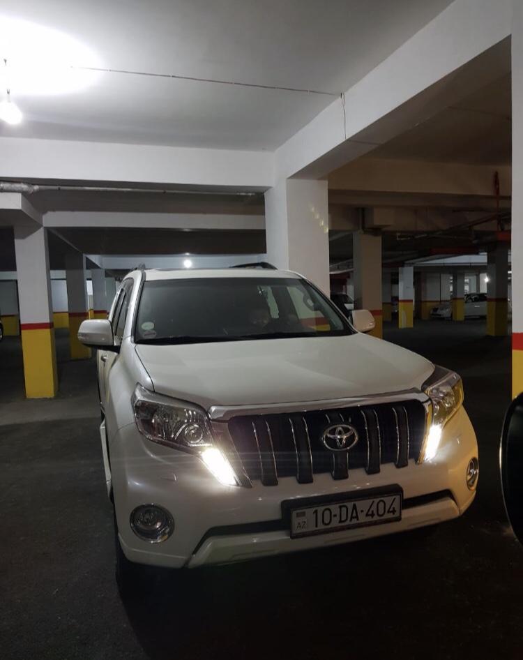 Toyota Prado 2.7(lt) 2014 İkinci əl  $35500