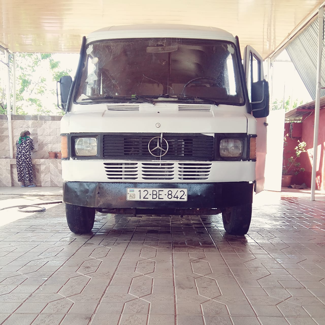 Mercedes-Benz T1 2.0(lt) 1993 Second hand  $6000