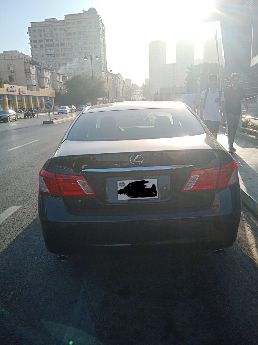 Lexus ES 350 3.4(lt) 2007 İkinci əl  $13500