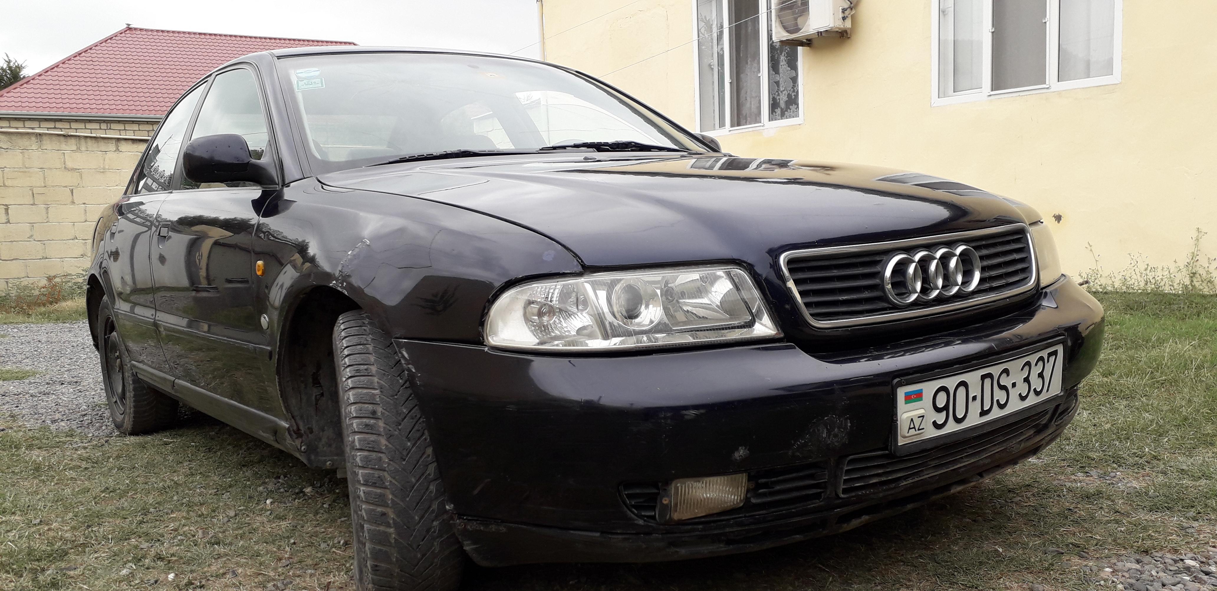 Audi A4 1.8(lt) 1996 Подержанный  $3500