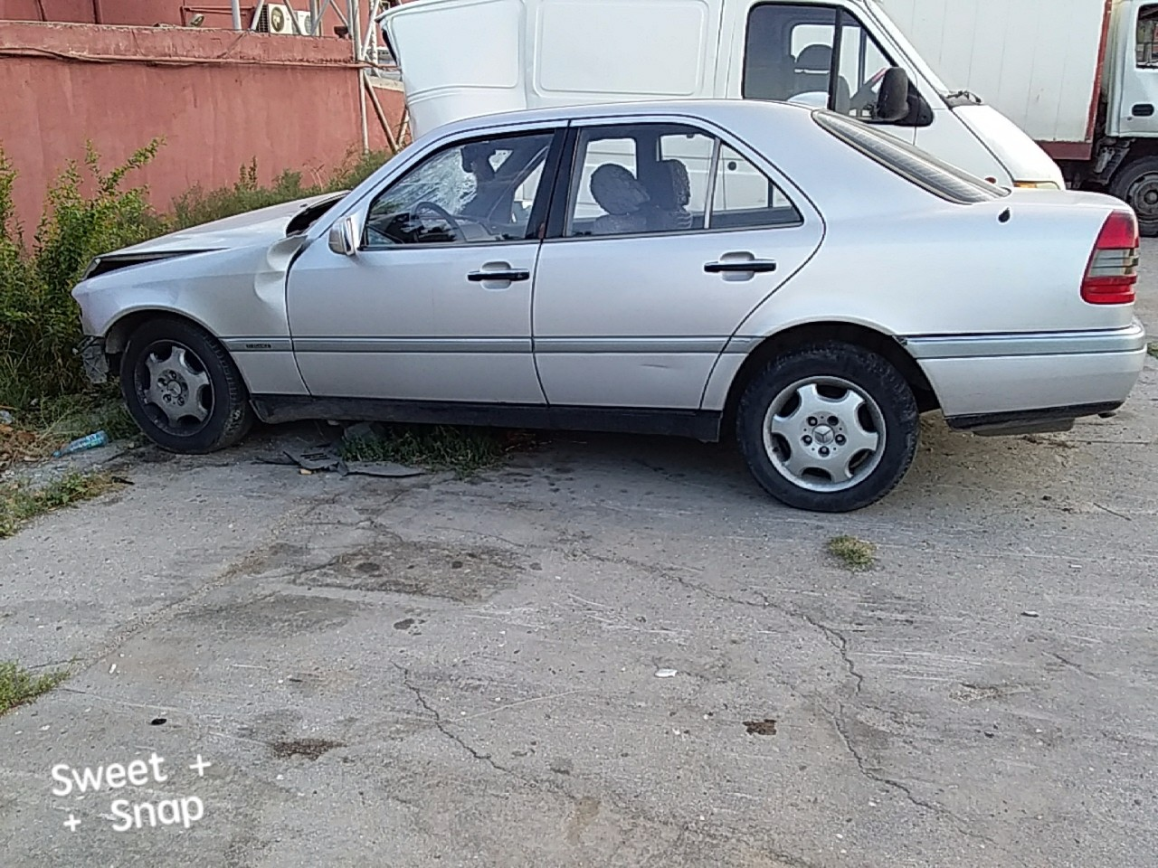 Mercedes-Benz C 180 1.8(lt) 1995 İkinci əl  $2200