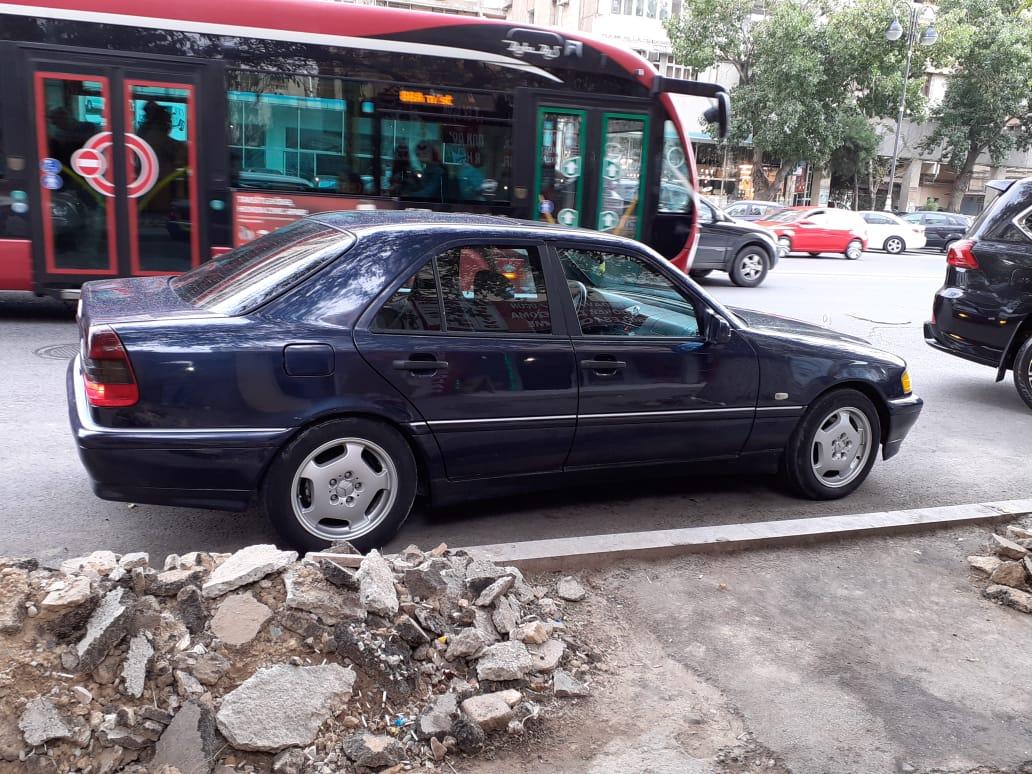 Mercedes-Benz C 180 1.8(lt) 1998 Second hand  $5800