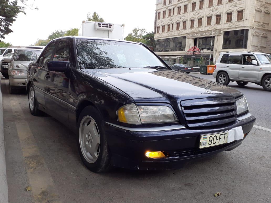 Mercedes-Benz C 180 1.8(lt) 1998 İkinci əl  $5800