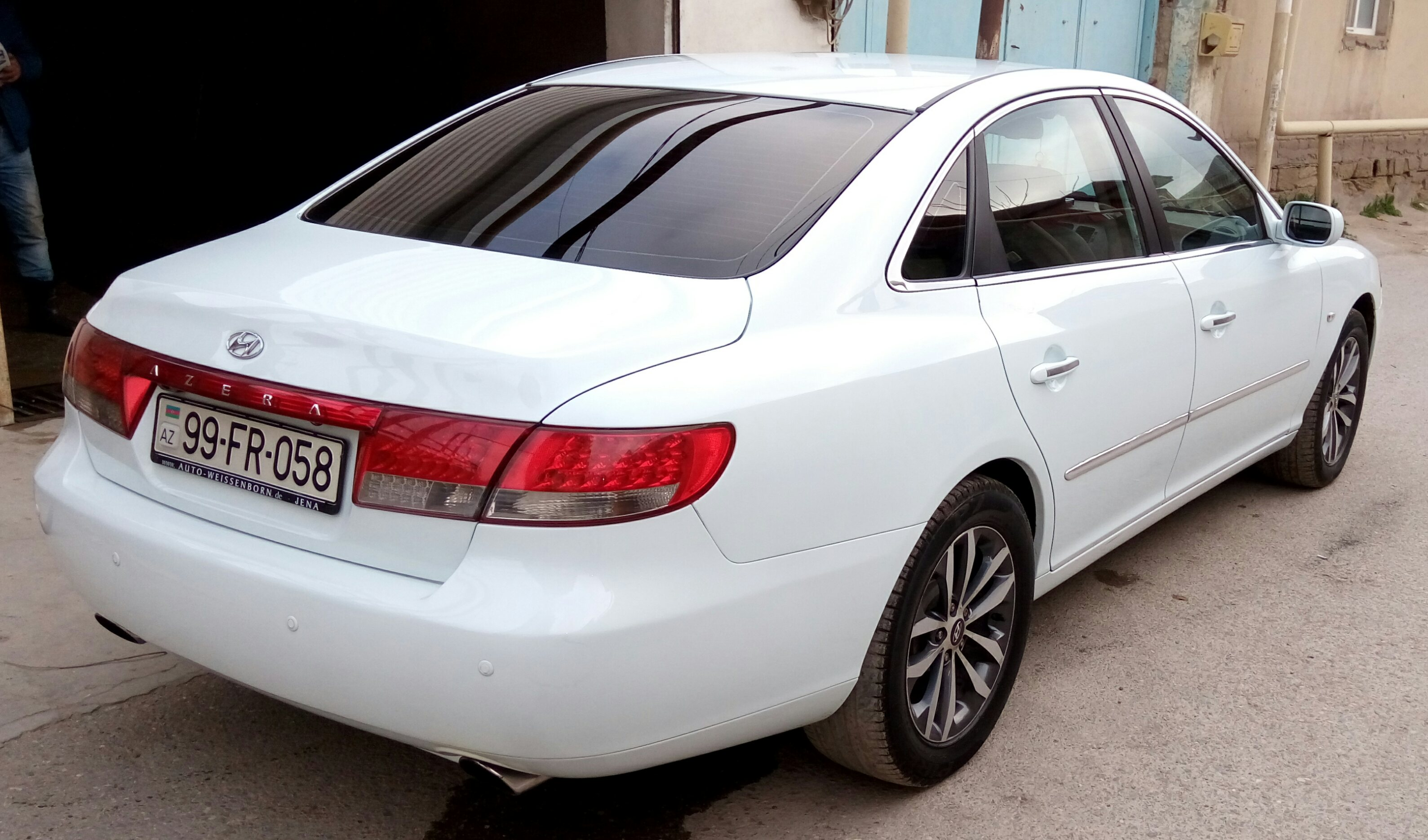 Hyundai Grandeur/Azera 2.2(lt) 2007 İkinci əl  $9500