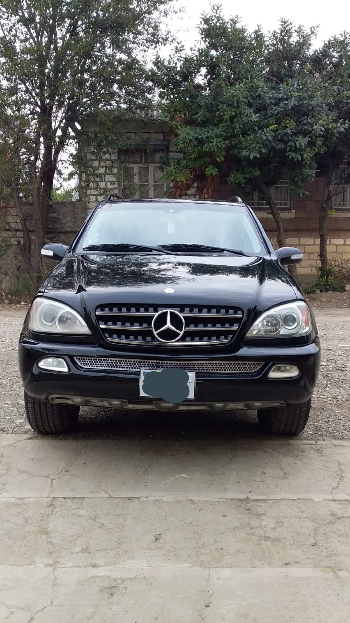 Mercedes-Benz ML 320 3.2(lt) 2001 İkinci əl  $12000