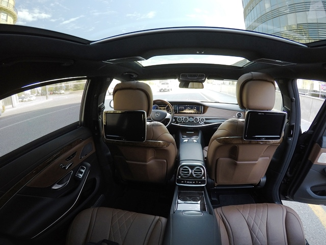 Mercedes-Benz S 500 4.7(lt) 2014 Second hand  $105000