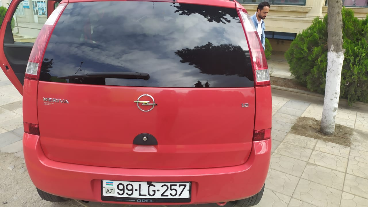 Opel Meriva 1.8(lt) 2004 Second hand  $7900