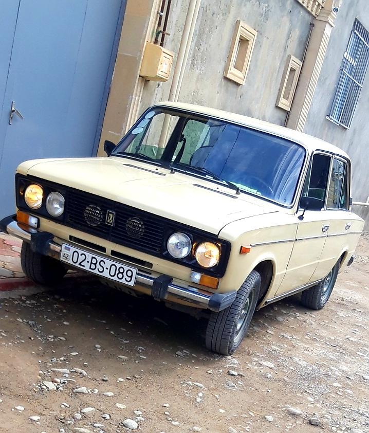 VAZ 2106 1.5(lt) 1989 İkinci əl  $2500