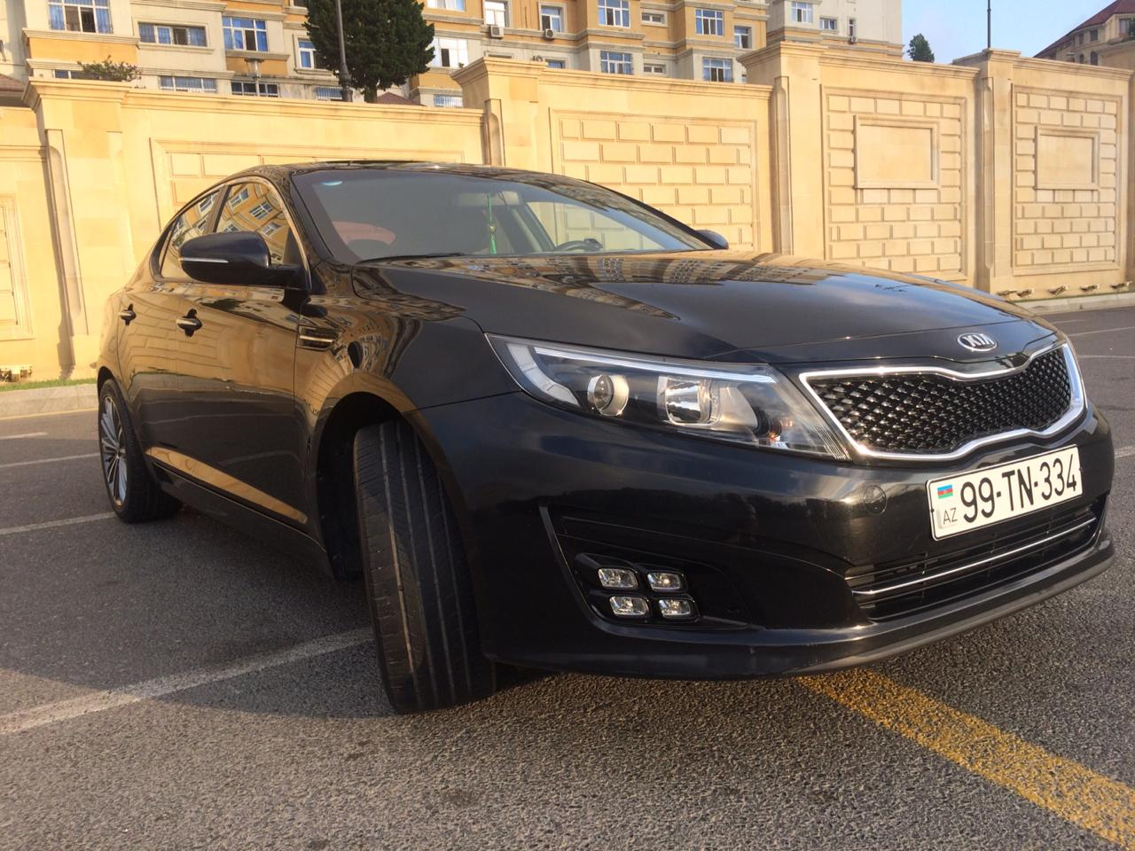 Kia Optima 2.0(lt) 2014 Second hand  $25500