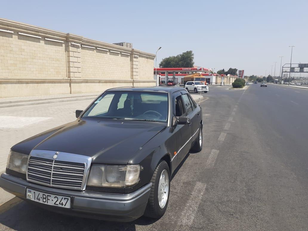 Mercedes-Benz 250 2.5(lt) 1991 Подержанный  $5400