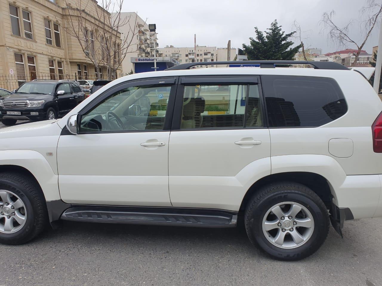 Toyota Prado 2.7(lt) 2008 Подержанный  $32500