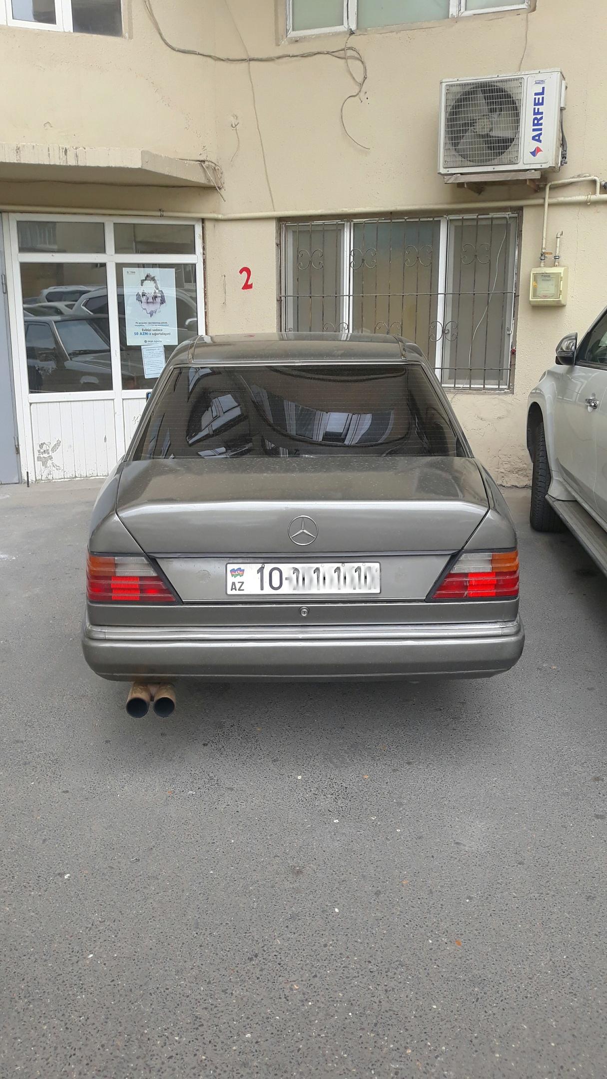 Mercedes-Benz 230 2.3(lt) 1992 İkinci əl  $5500