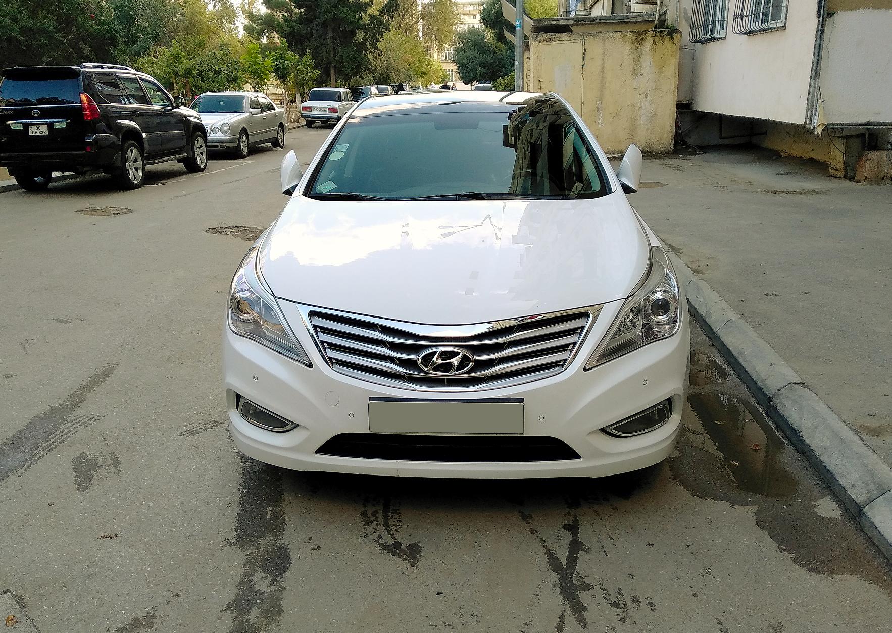 Hyundai Grandeur/Azera