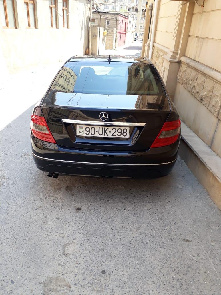 Mercedes-Benz C 220 2.2(lt) 2009 Подержанный  $14500