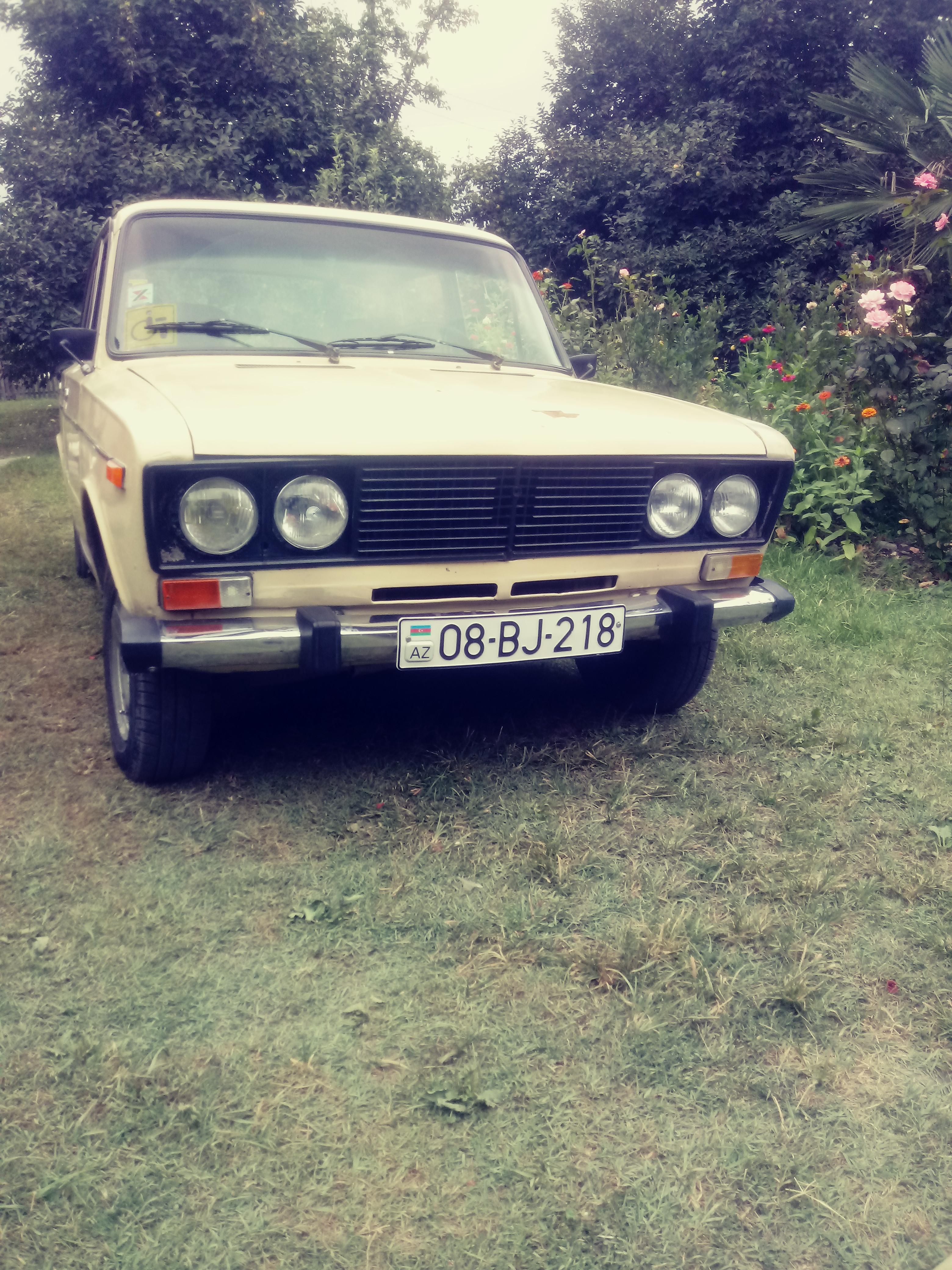 VAZ 2106 1.3(lt) 1990 İkinci əl  $3700