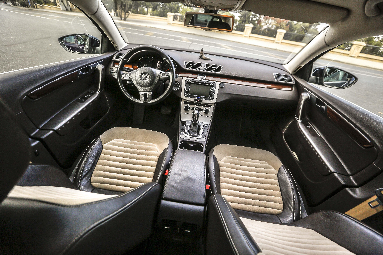 Volkswagen Passat 1.8(lt) 2013 Подержанный  $14500
