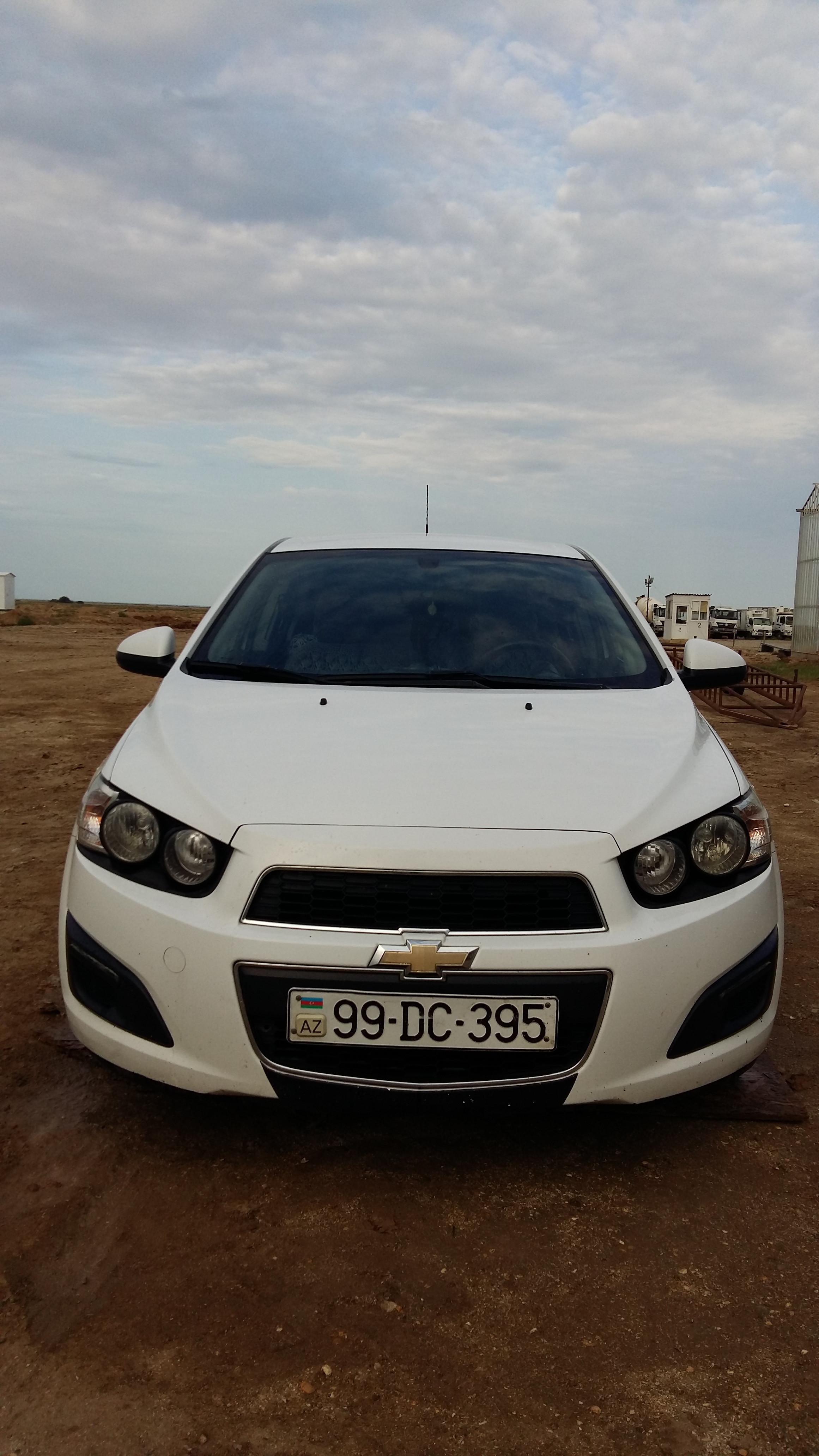 Chevrolet Aveo 1.4(lt) 2012 Подержанный  $11300