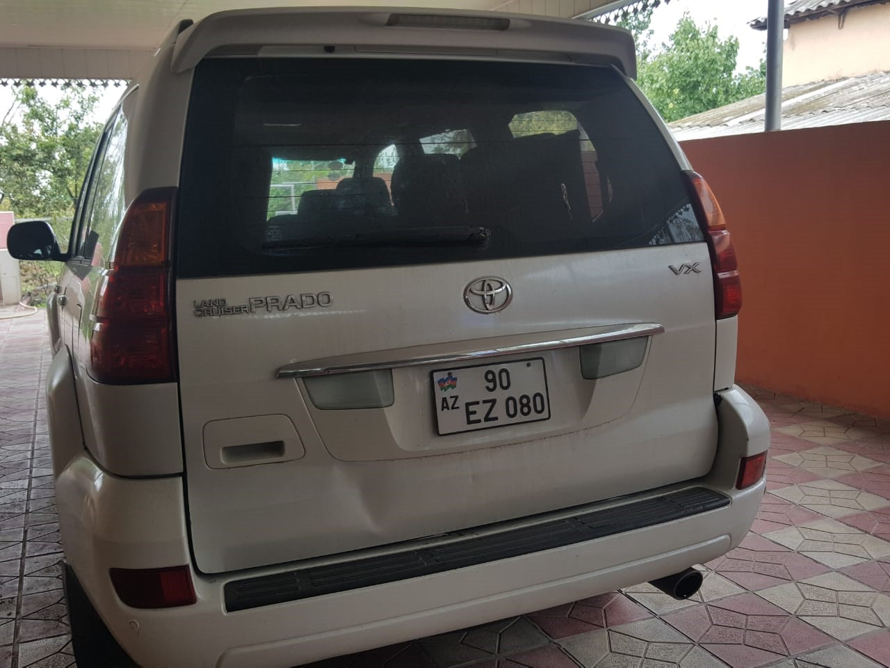 Toyota Prado 4.0(lt) 2008 İkinci əl  $18500