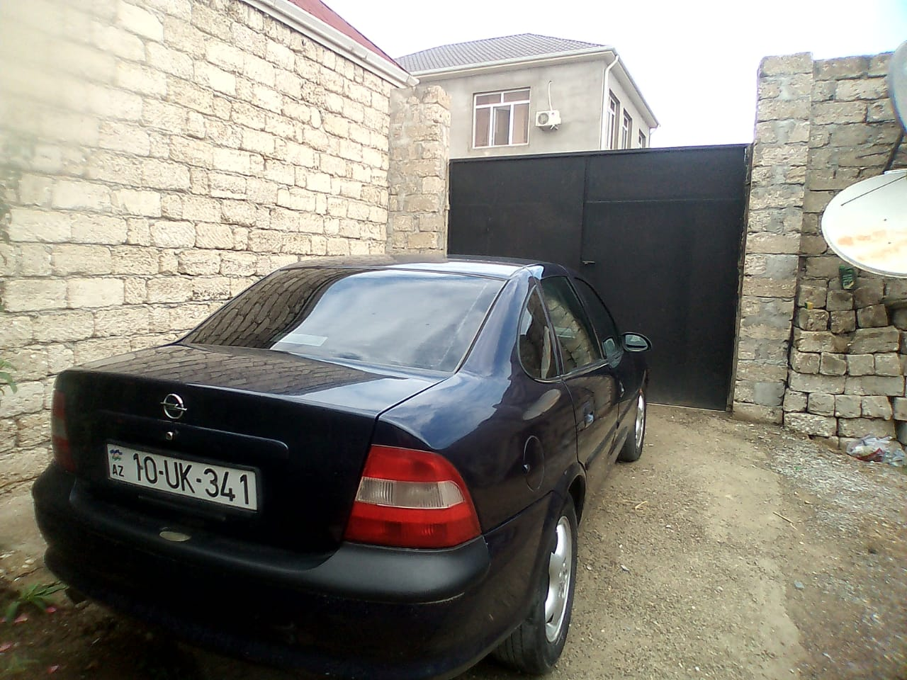 Opel Vectra 2.0(lt) 1998 İkinci əl  $3700