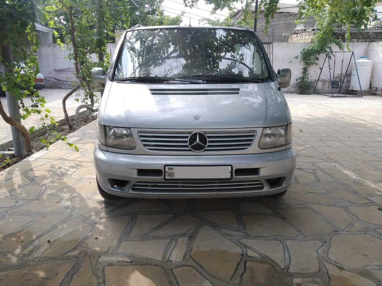 Mercedes-Benz Vito 2.2(lt) 2001 İkinci əl  $14600