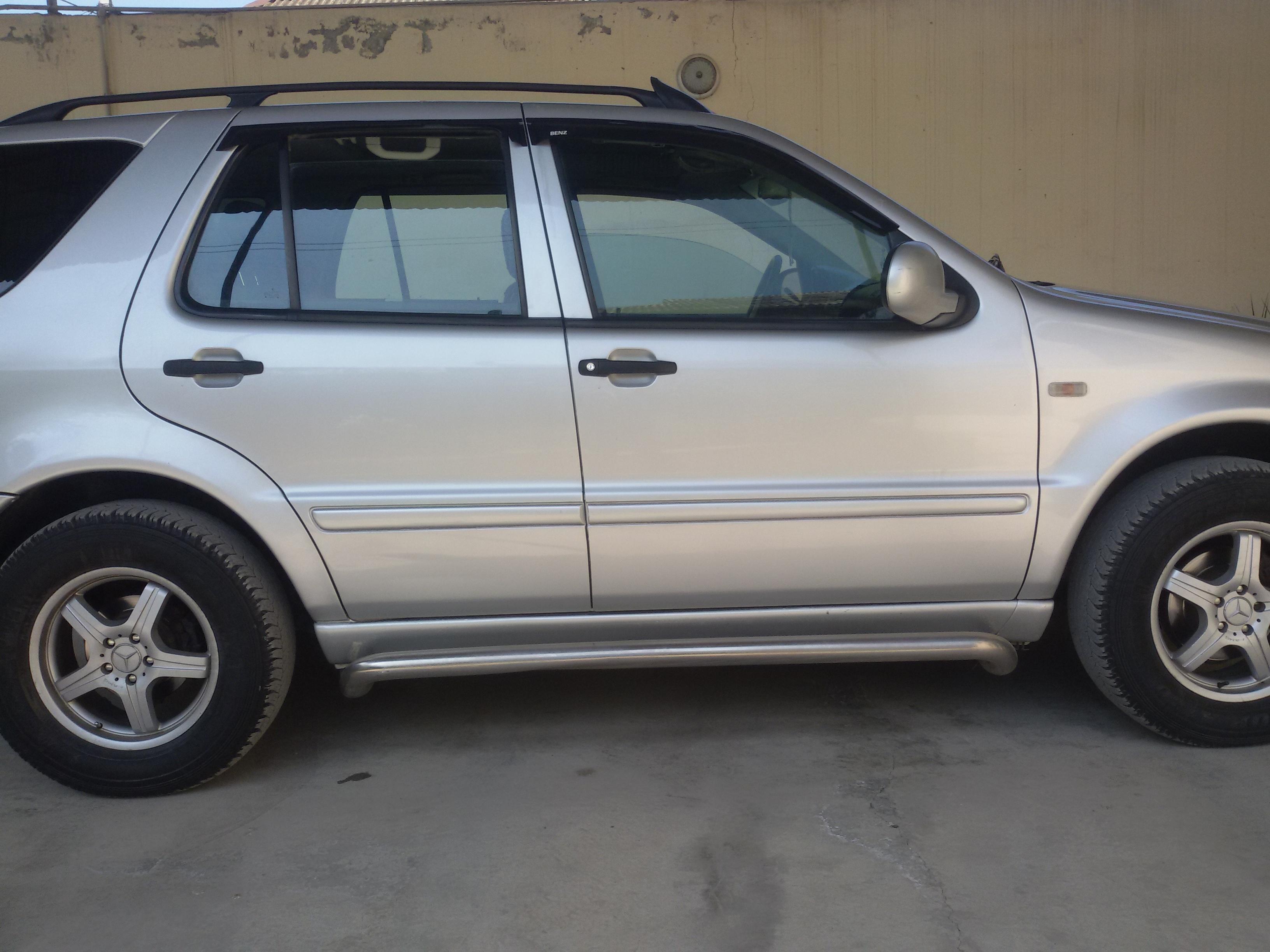 Mercedes-Benz ML 320 3.2(lt) 2000 İkinci əl  $6000