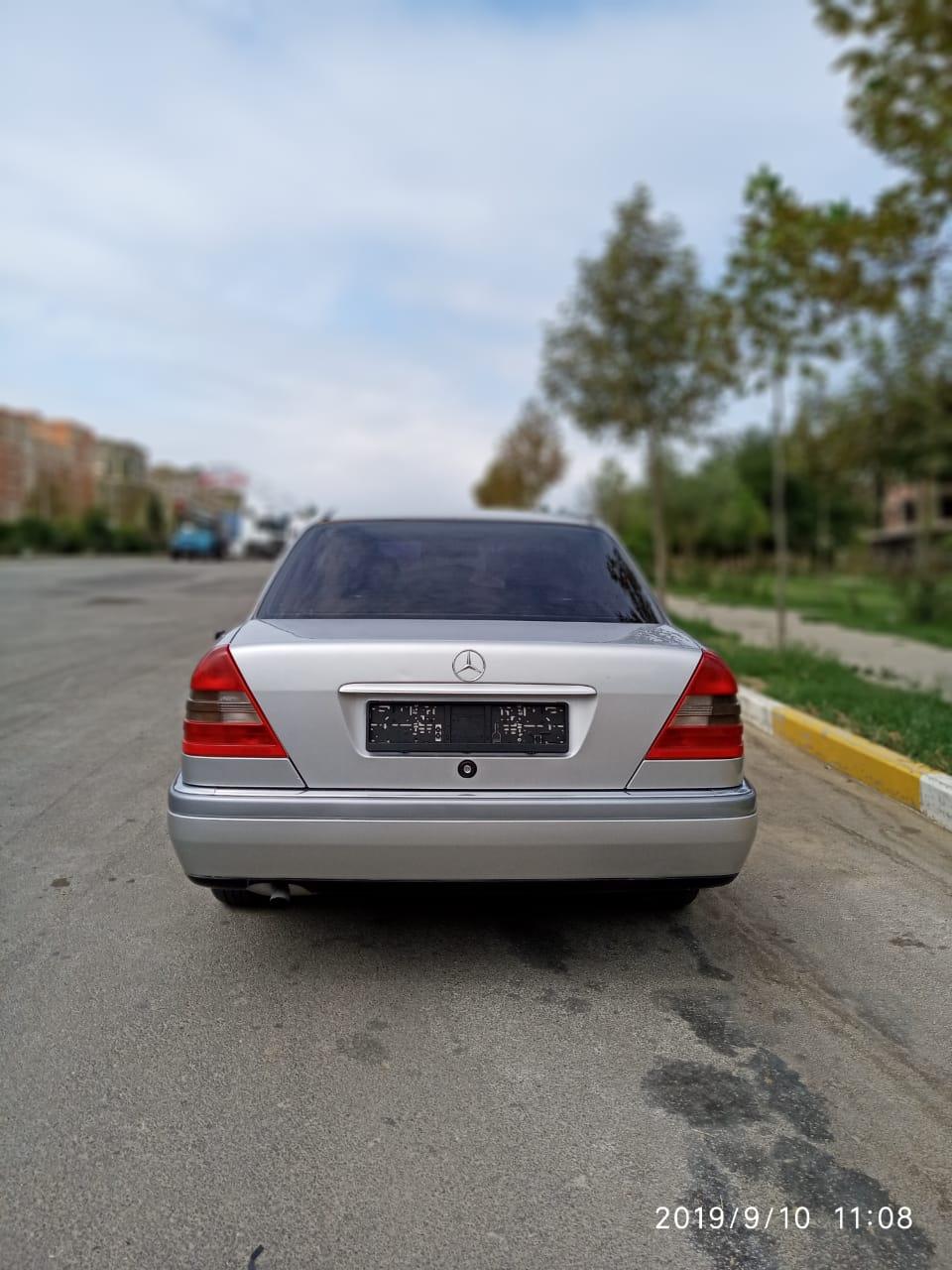 Mercedes-Benz C 180 1.8(lt) 1994 İkinci əl  $4800