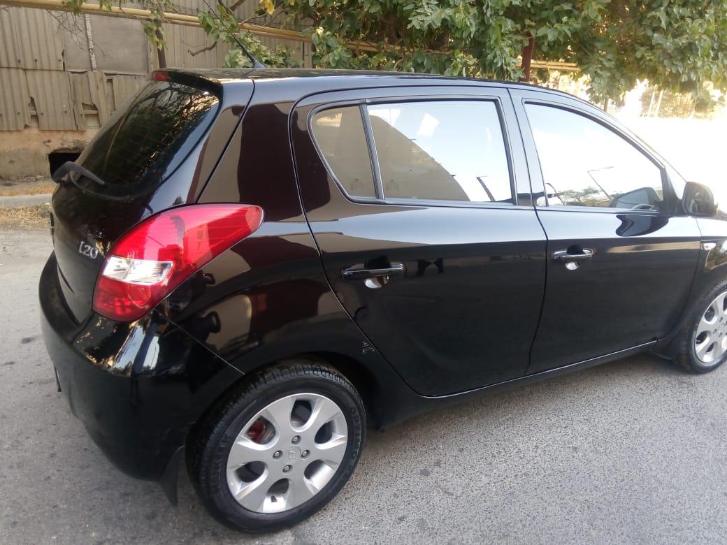 Hyundai i20 1.4(lt) 2011 Подержанный  $14000