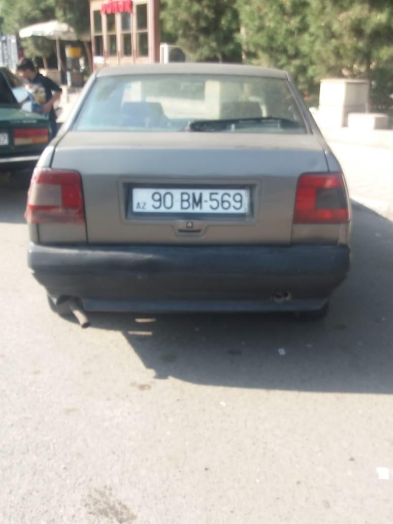 Fiat  Tempra 1.6(lt) 1997 Подержанный  $4000