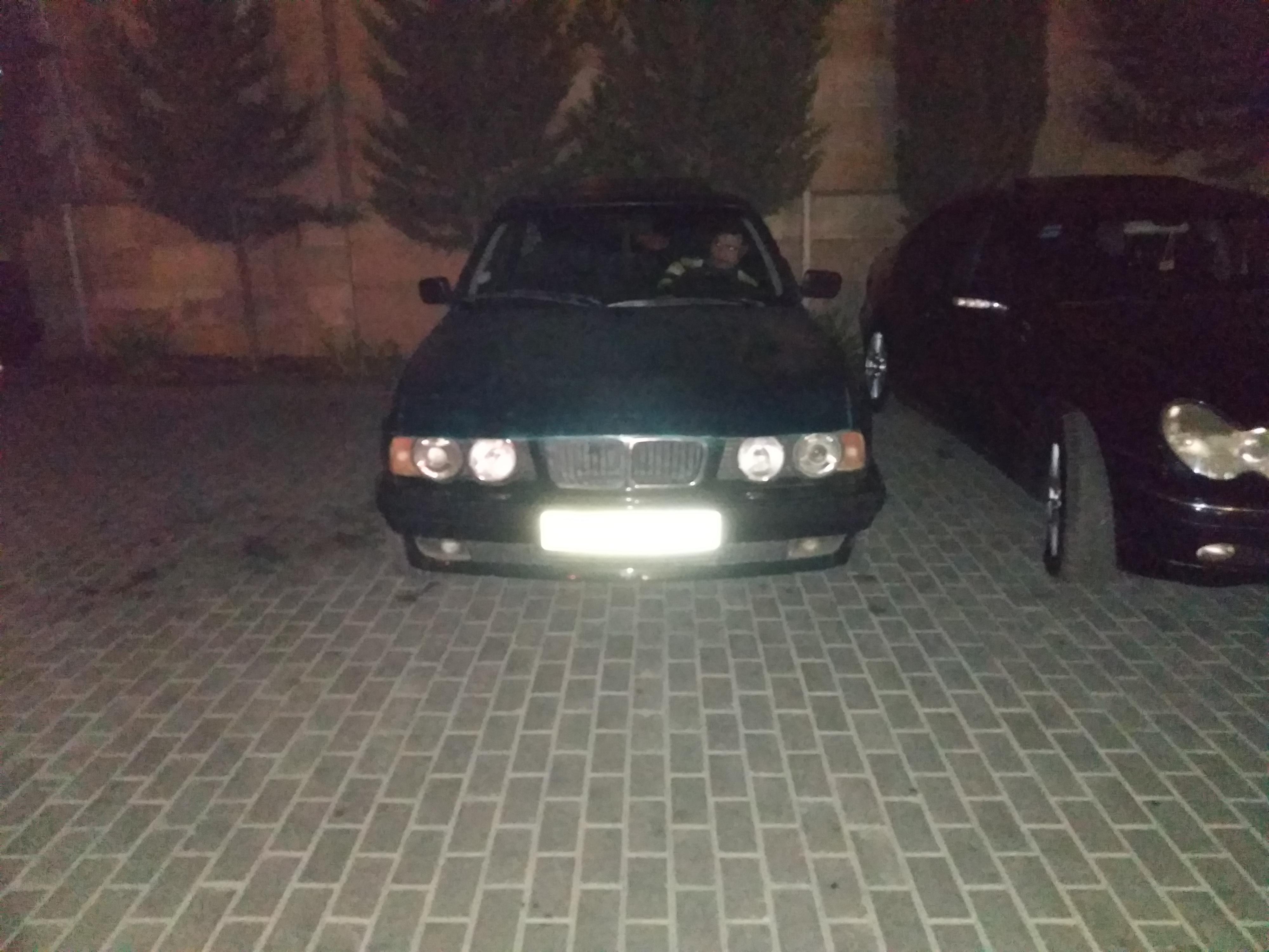 BMW 525 2.5(lt) 1989 Подержанный  $6300