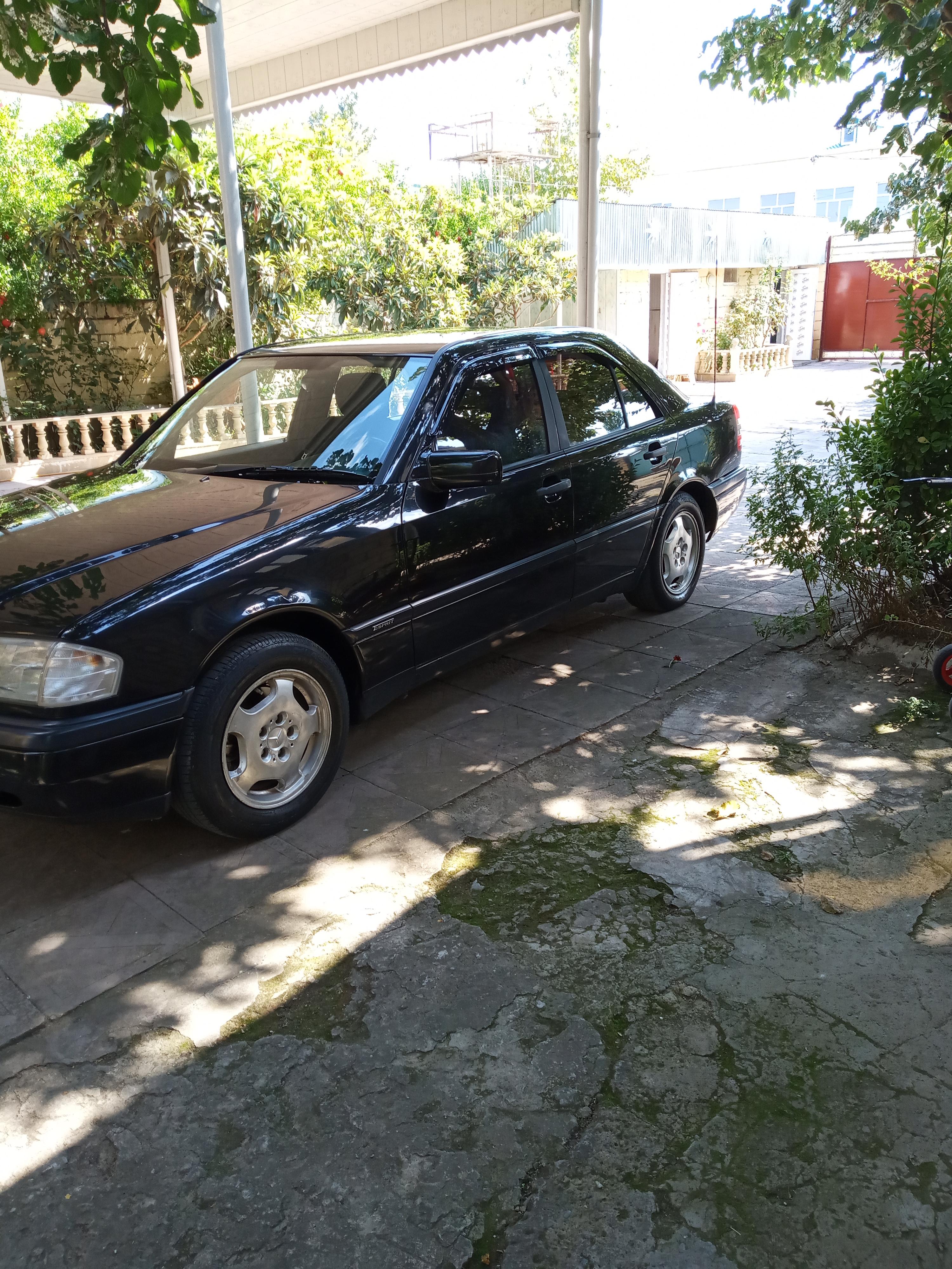 Mercedes-Benz C 180 1.8(lt) 1996 İkinci əl  $6200