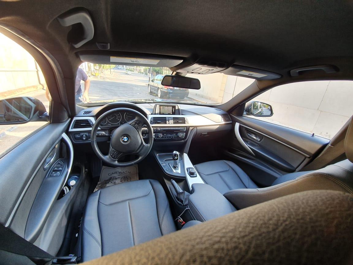 BMW 320 2.0(lt) 2016 Подержанный  $23200