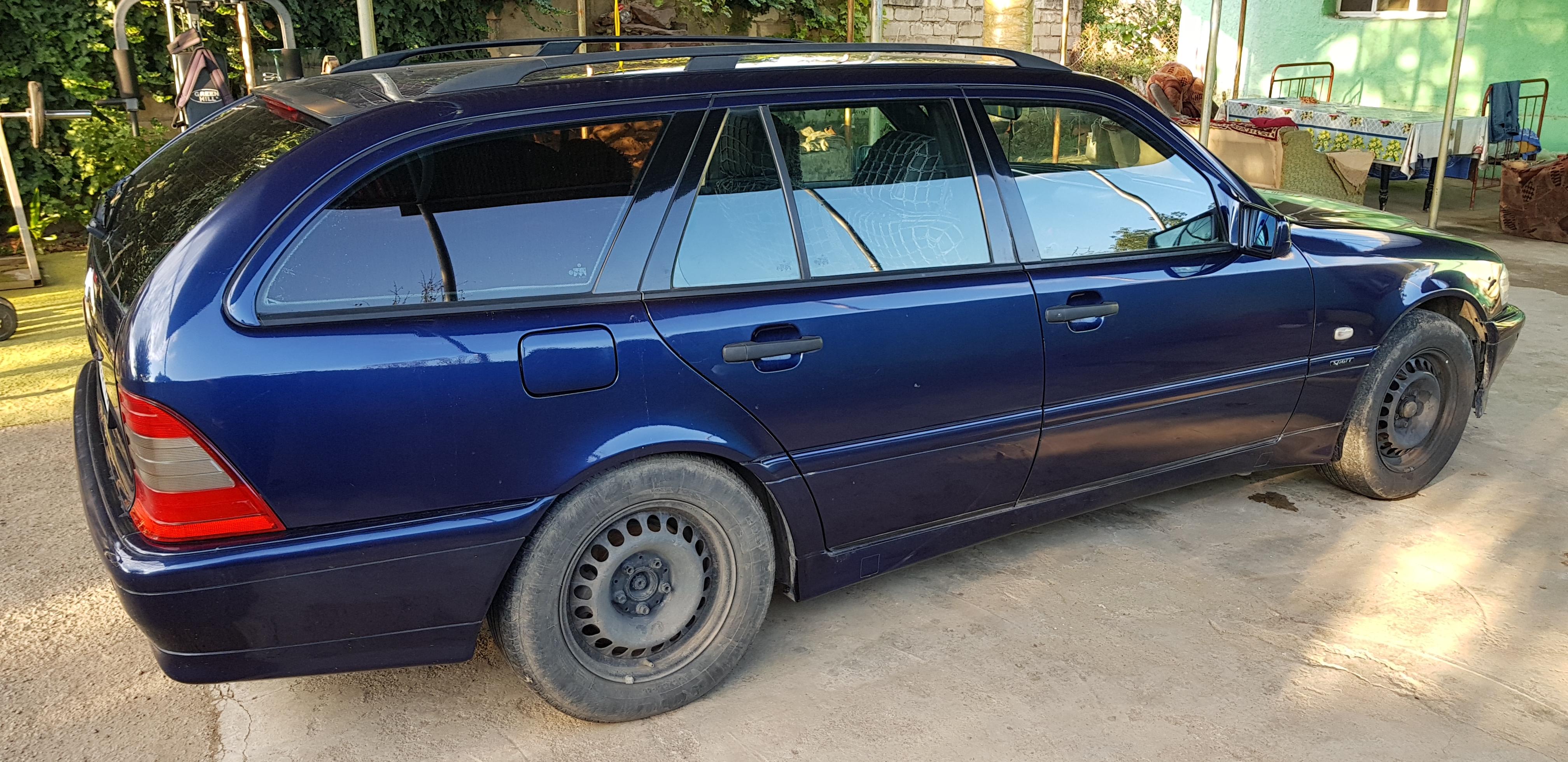 Mercedes-Benz C 240 2.4(lt) 1998 Подержанный  $10500