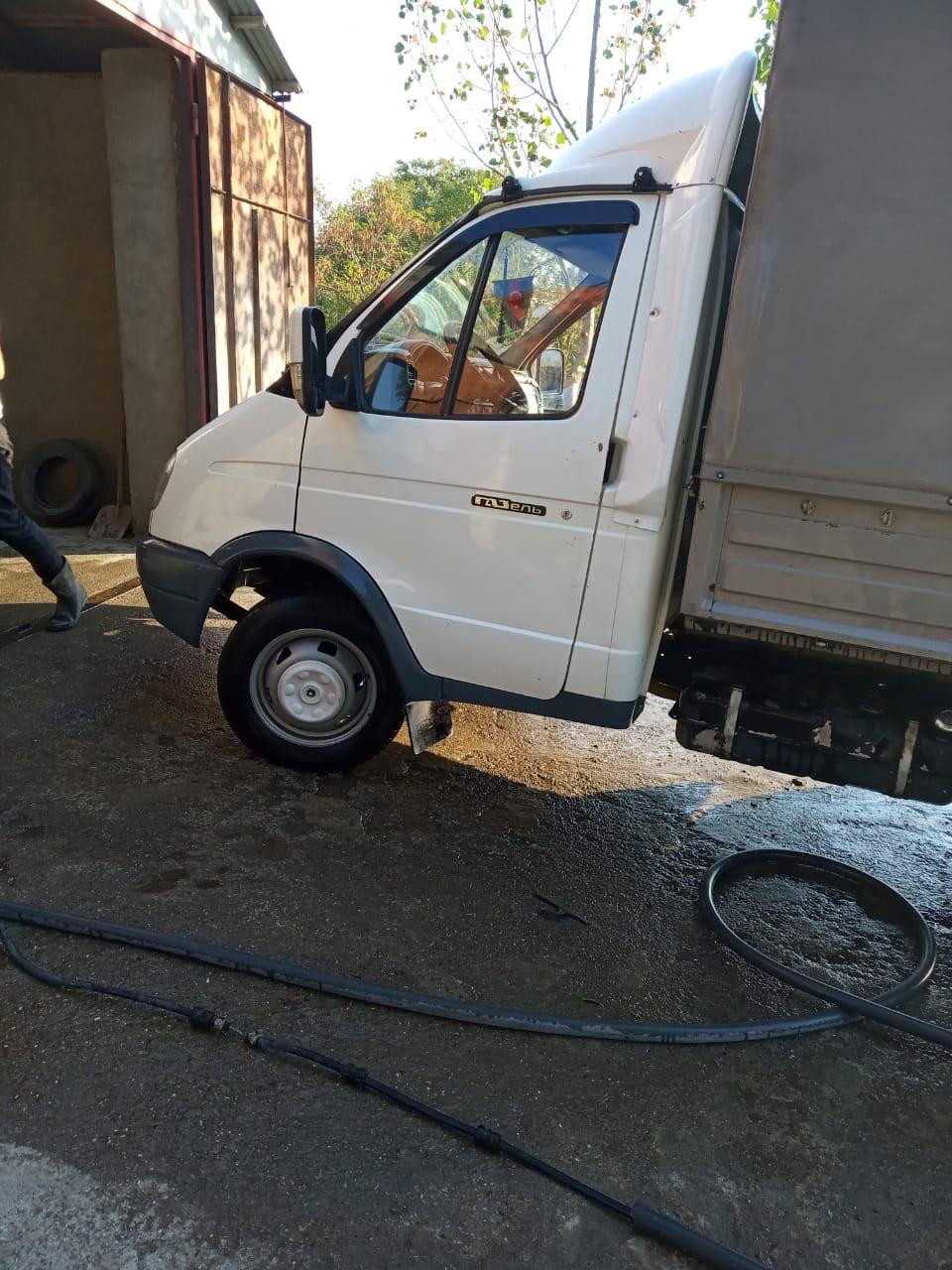 GAZ Gazel 2.4(lt) 2009 Подержанный  $14500