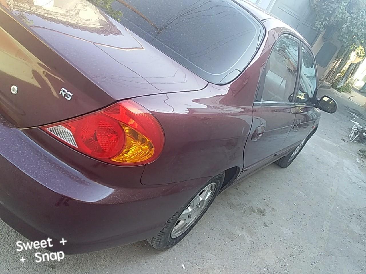 Kia Cerato 1.6(lt) 2008 Подержанный  $4900