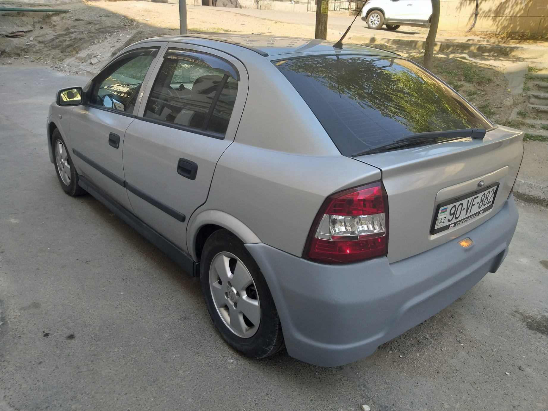 Opel Astra 1.6(lt) 2002 Подержанный  $5770