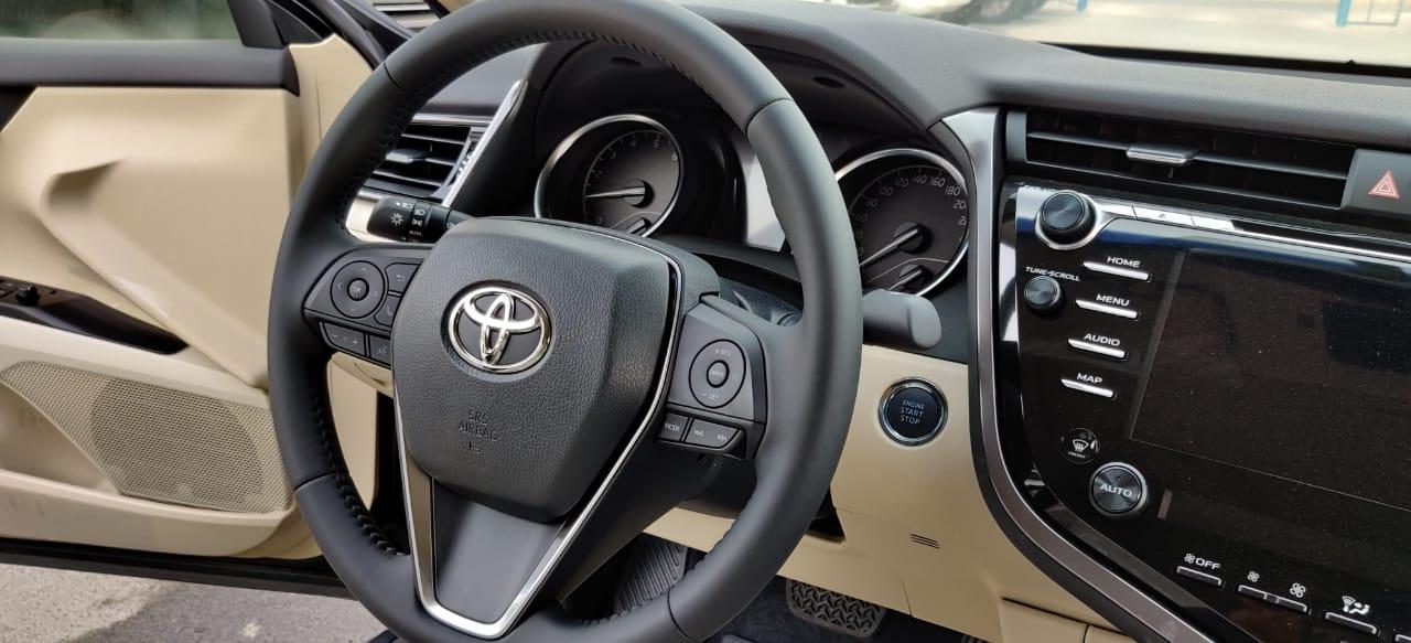 Toyota Camry 2.5(lt) 2019 Yeni avtomobil  $28300