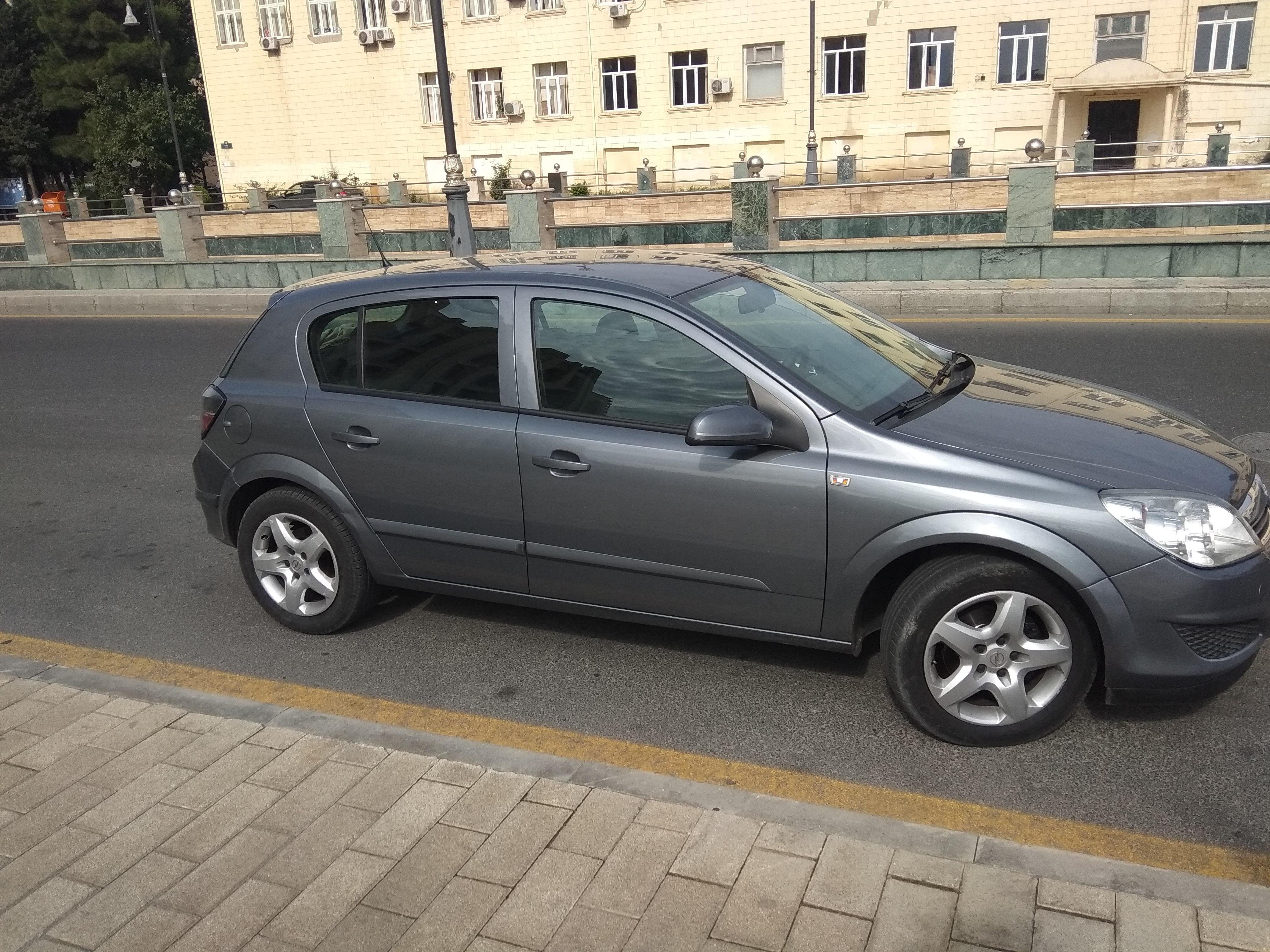 Opel Astra 1.3(lt) 2007 İkinci əl  $11500