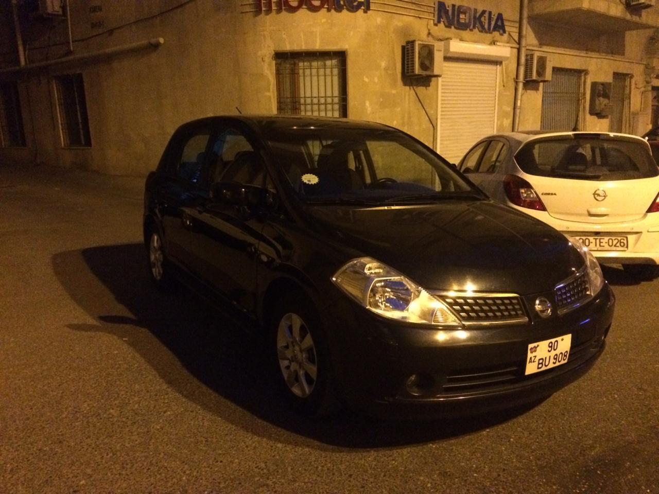Nissan Tiida 1.8(lt) 2008 İkinci əl  $13000