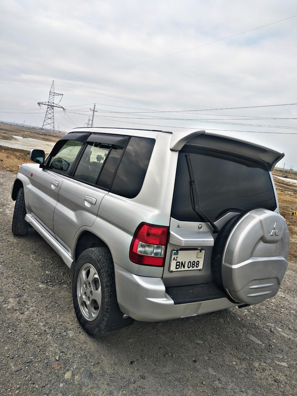 Mitsubishi Pajero iO 2.0(lt) 2002 Подержанный  $11500