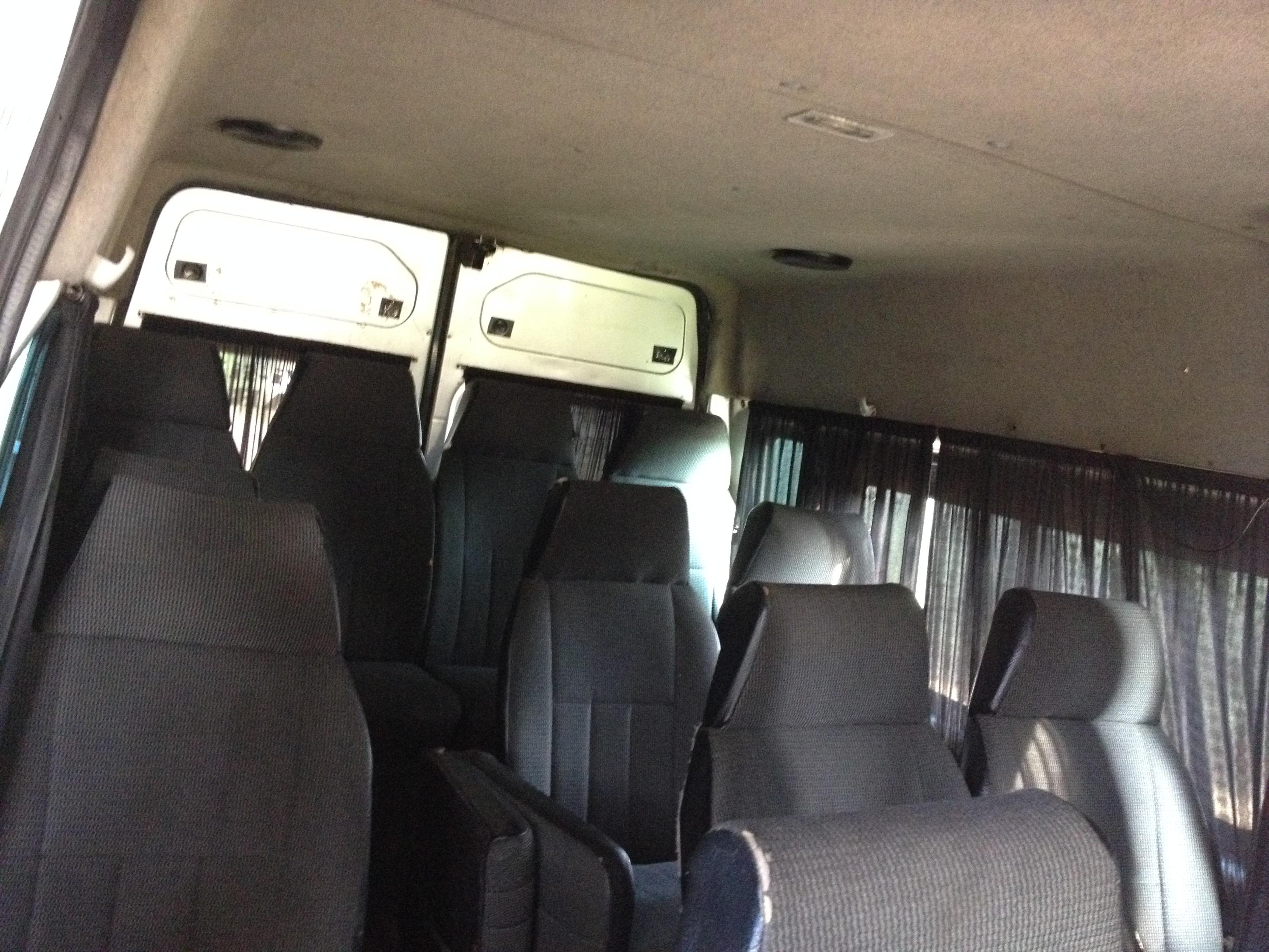 Ford Transit 2.5(lt) 2005 Подержанный  $12350