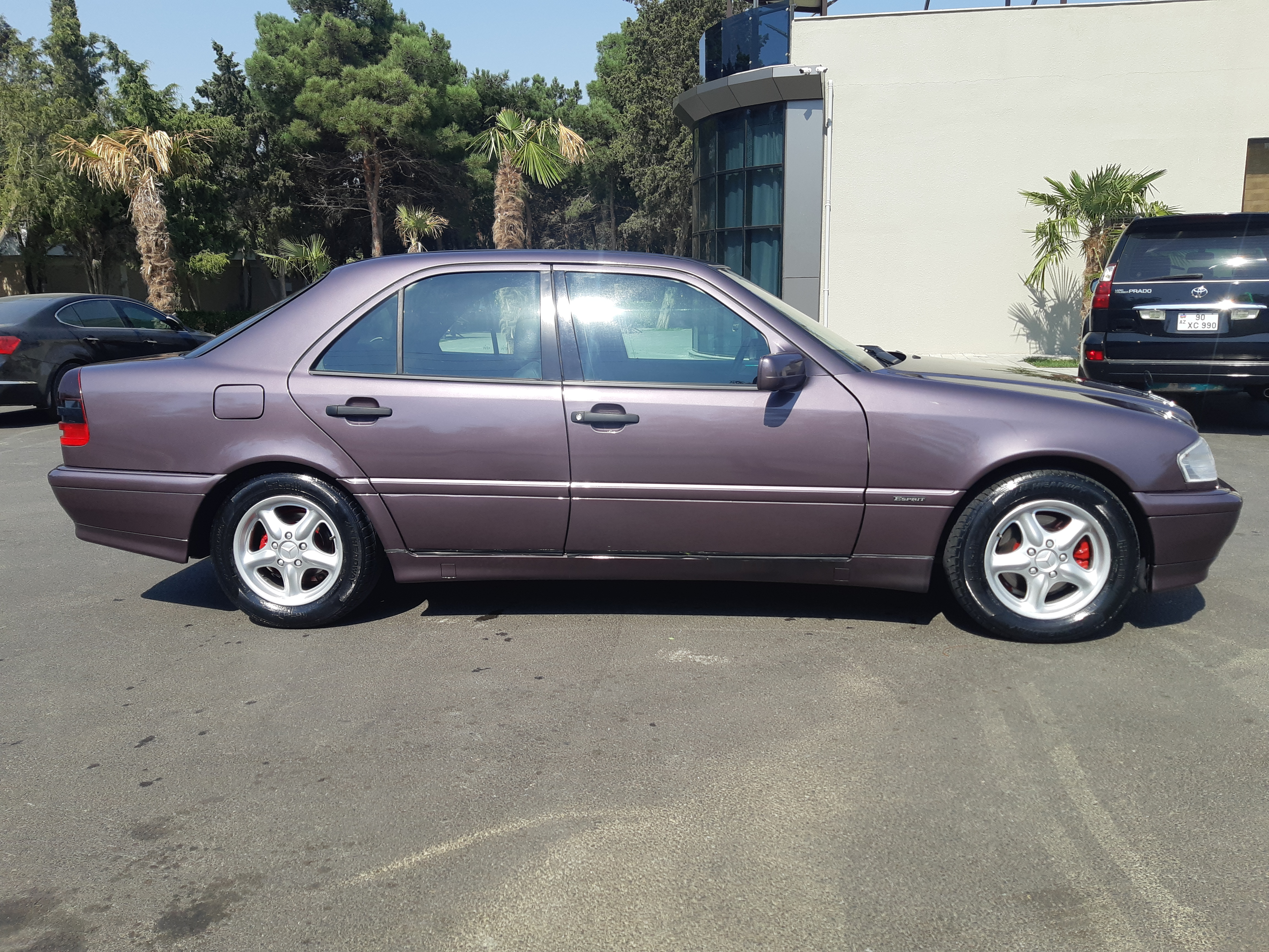 Mercedes-Benz C 180 1.8(lt) 1995 Second hand  $5000
