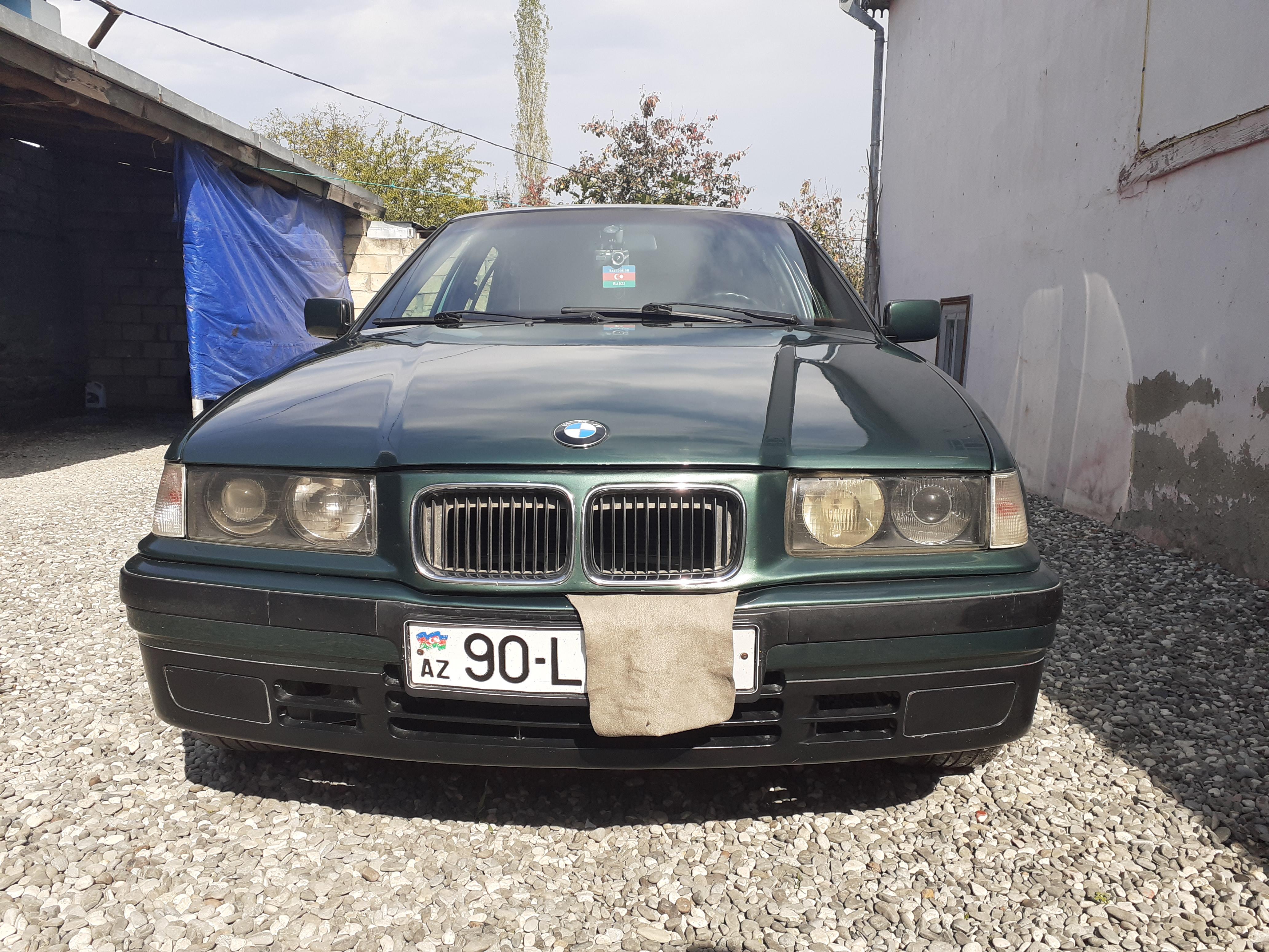BMW 316 1.6(lt) 1997 Подержанный  $4412