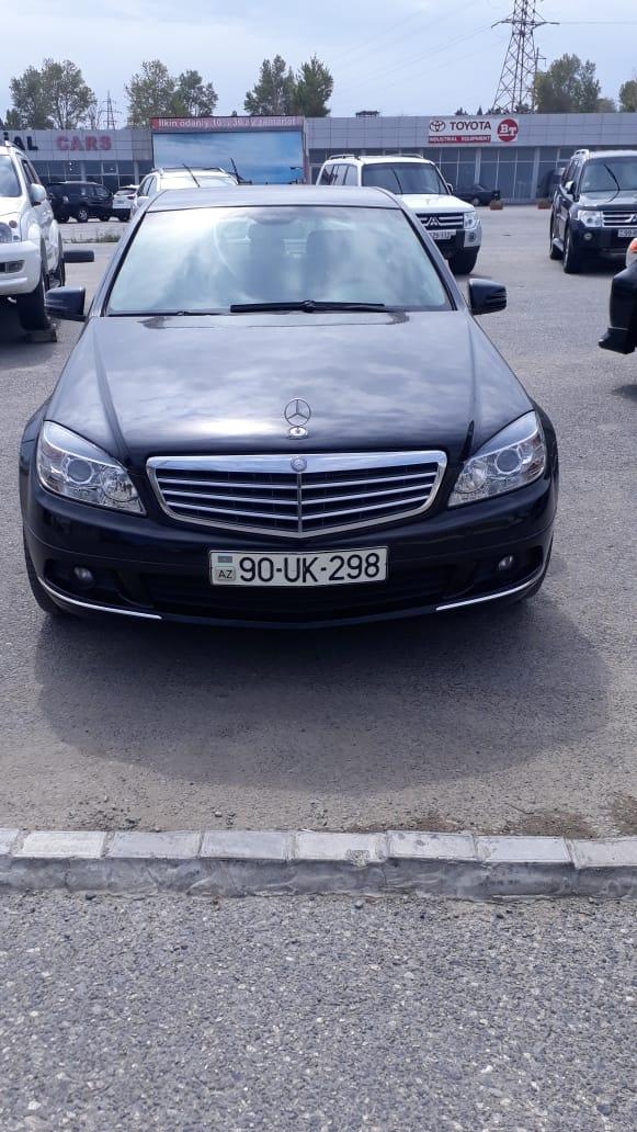 Mercedes-Benz C 220