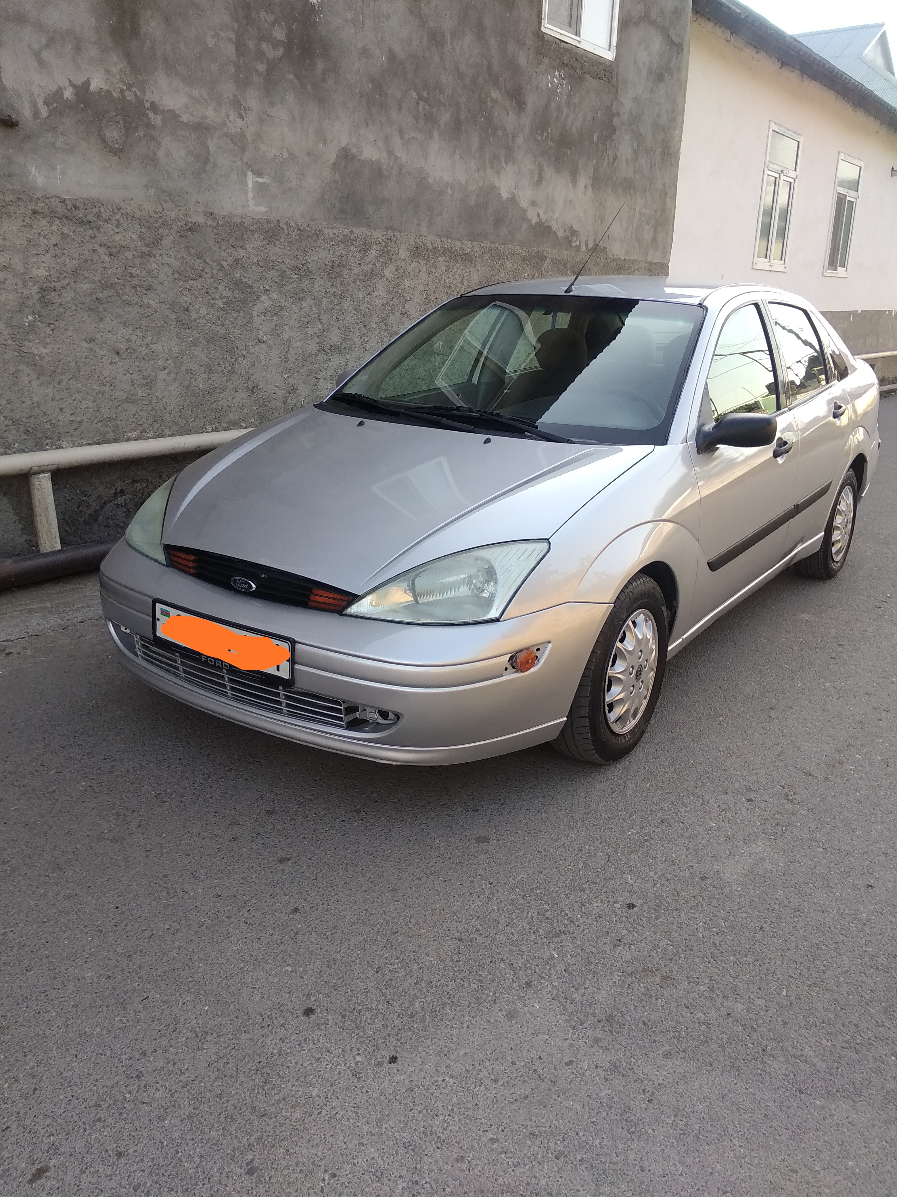 Ford Focus 1.6(lt) 2002 Подержанный  $7800