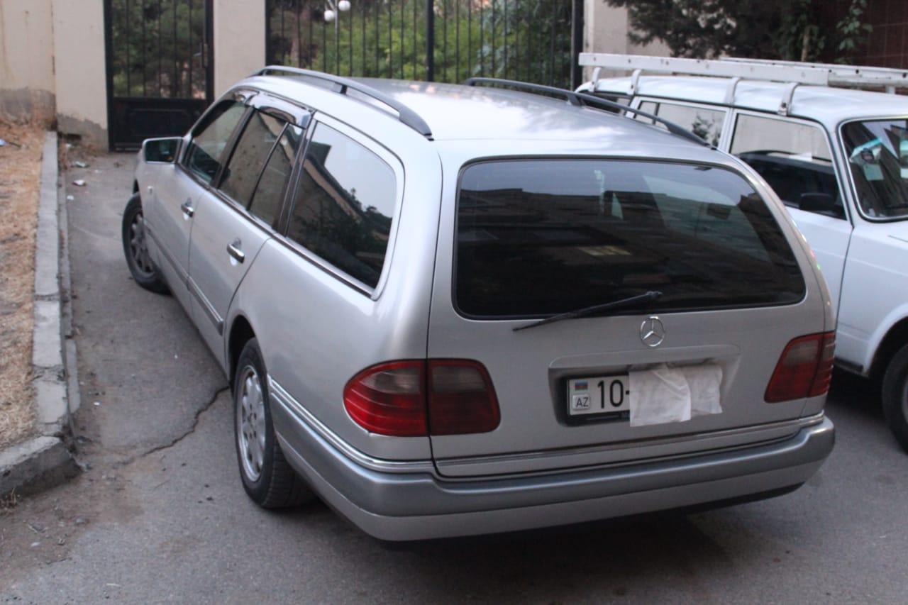 Mercedes-Benz E 240 2.4(lt) 1998 Second hand  $10500