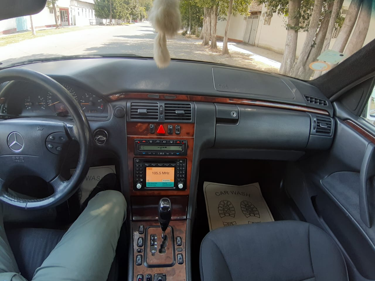 Mercedes-Benz E 220 2.2(lt) 2001 Second hand  $16000