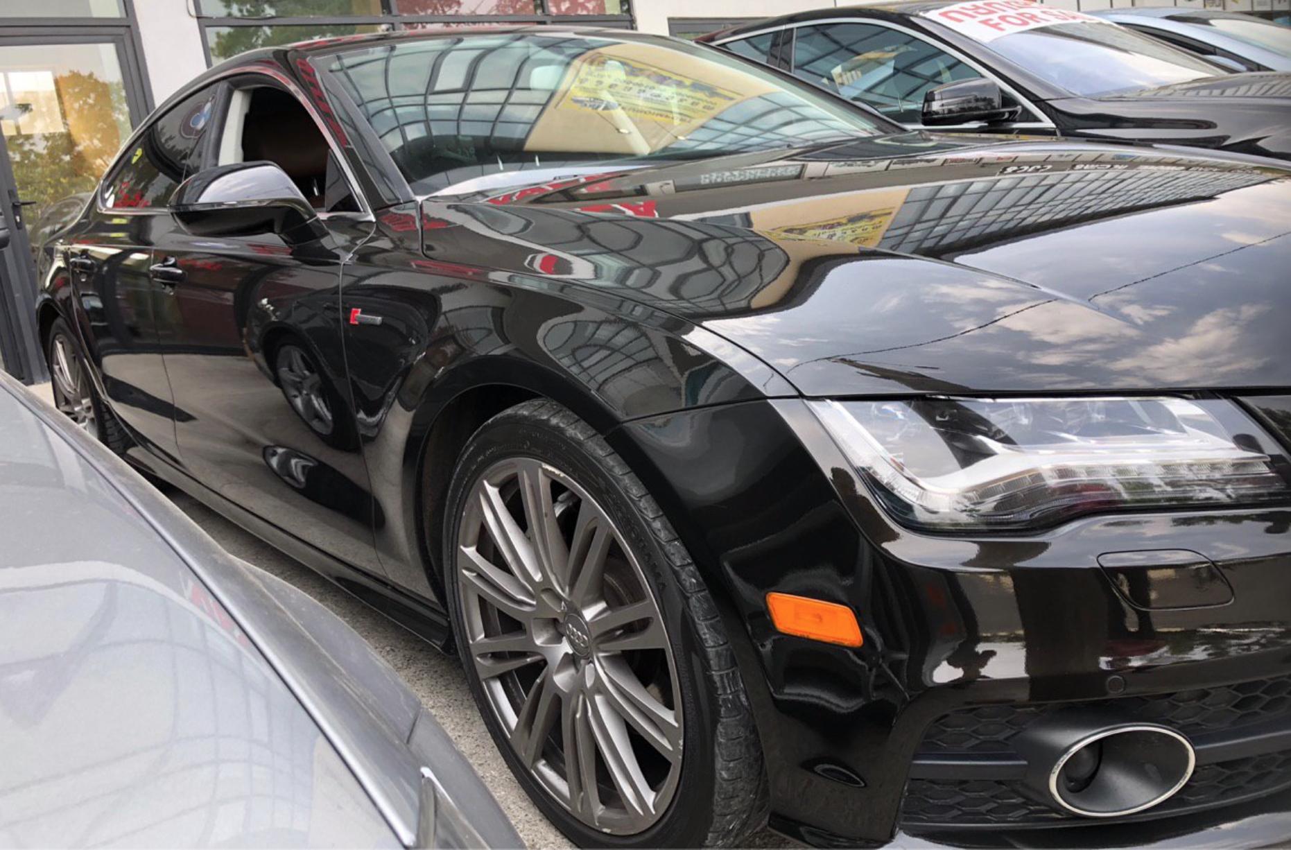 Audi A7 3.0(lt) 2012 İkinci əl  $16500